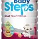 Sữa Dê Baby Steps Số 1 INFANT FORMULA